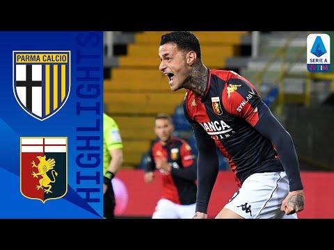 Parma Genoa Goals And Highlights