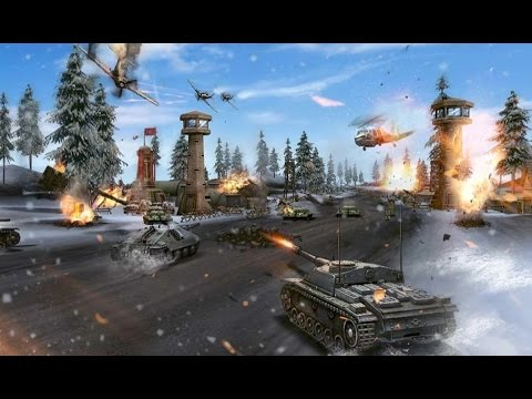 Crazy Tank: Cross The Frontier - Android Gameplay HD