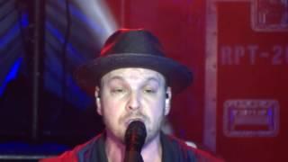 Gavin DeGraw - You Make My Heart Sing Louder - Morristown, NJ - 10/18/2016