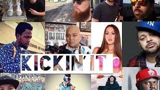 Kickin' It Sneaker Show Featuring C.Kuhn,Sneakgeek87 & DS Dan
