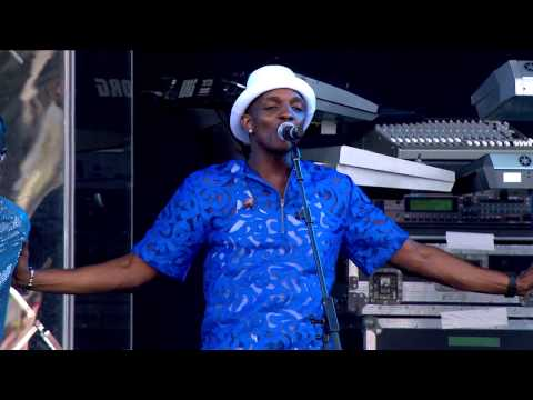 Kool and the Gang - Get Down On It - Isle of Wight Festival 2015 - Live