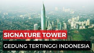 vuclip Gedung Tertinggi di Indonesia