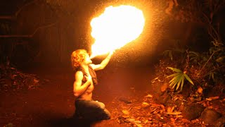 Special Performance by Lola, Fire Breathing, and transplanting Keiki's