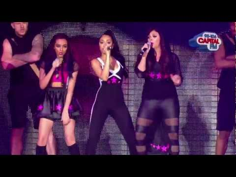 Little Mix - Super Bass - Capital FM Jingle Bell Ball