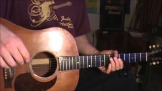 subterranean homesick blues Bob Dylan lesson