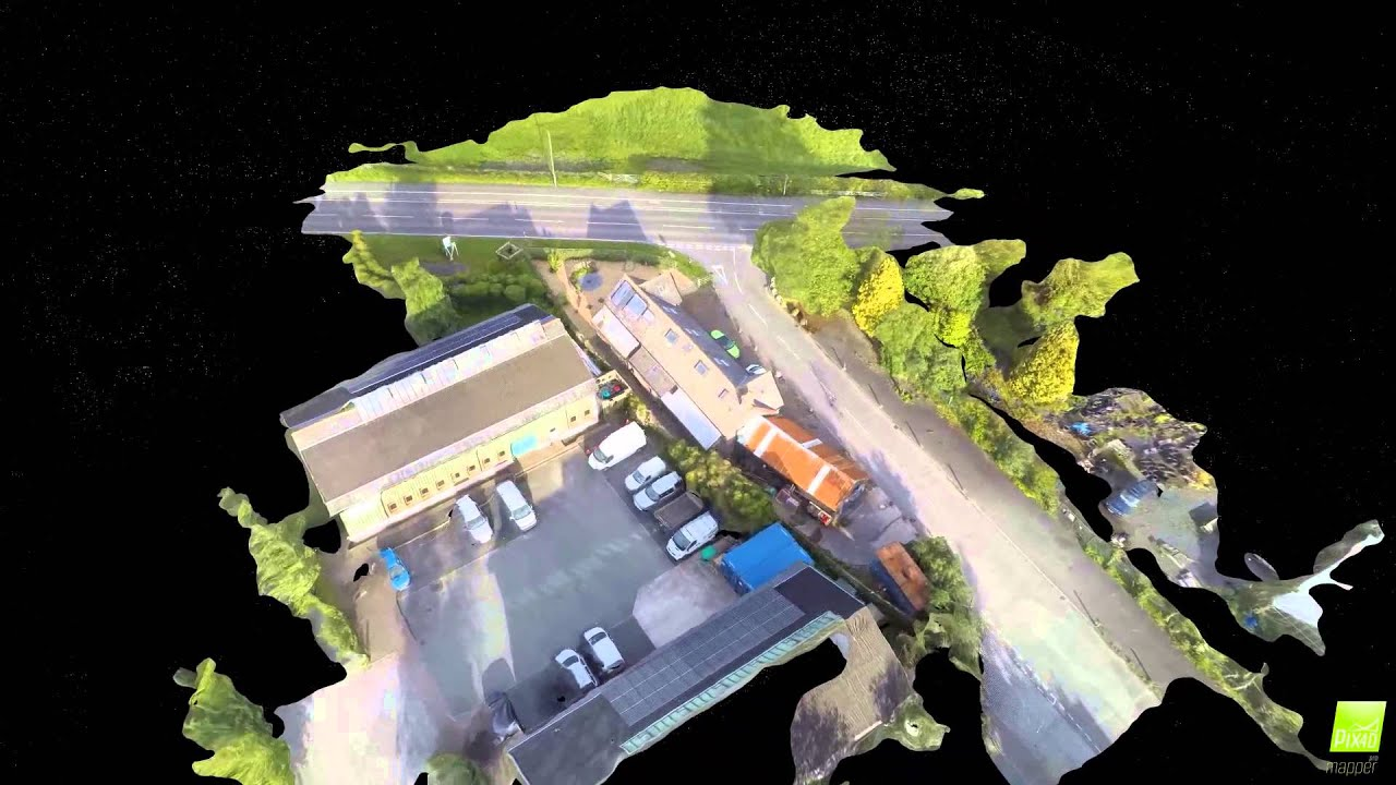 Site Surveying - Aerial Photography Pros & Pix4D