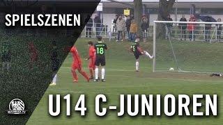Eintracht Frankfurt - Hannover 96 (U14 C-Junioren, Vorrunde, Premier Cup 2017) | MAINKICK.TV