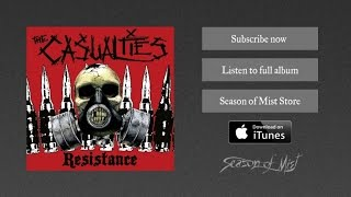 THE CASUALTIES - Corazones Intoxicados