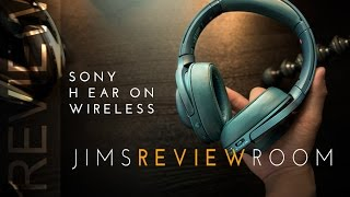 sony h ear on wireless mdr 100abn review