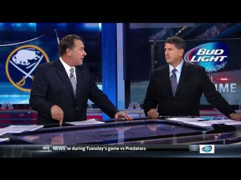 Mike Milbury's rant on John Scott, Ron Rolston and the Sabres