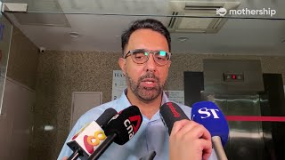 GE2020: WP's Pritam Singh's post-election doorstop interview (Jul. 10, 2020)