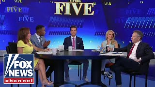 'The Five' call out the media's 'really disturbing' silence