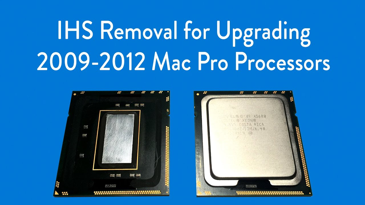 MP 1,1-5,1 - cMP {classicMacPro}{4,1 & 5,1} - Upgrade Guide Sticky