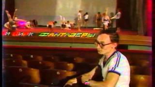 "Народный цирк ""Фантазеры""  Передача о цирке 1988г."