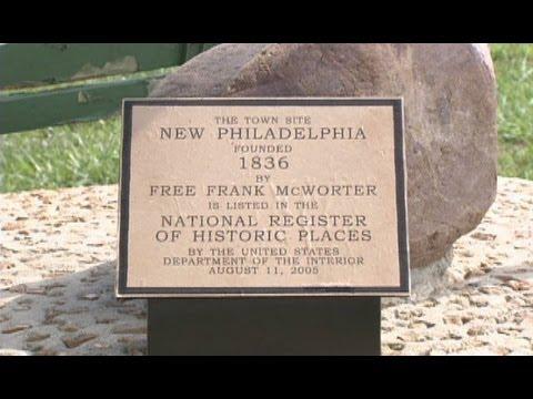"Illinois Adventure #1608 ""New Philadelphia"""