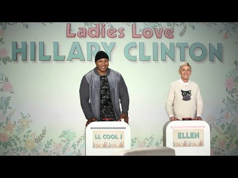 Ellen and LL Cool J Know What Ladies Love!