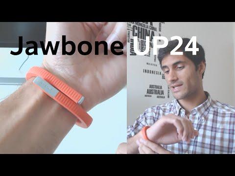 Jawbone UP24 - Análise