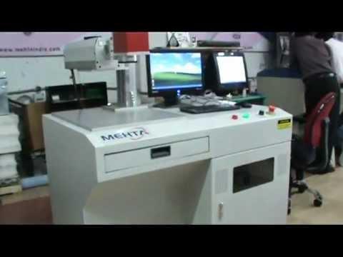 20w China Fiber Laser Engraving Machine Vendor Of Si