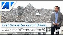 Bringt der Orkan den Winter nach Deutschland?