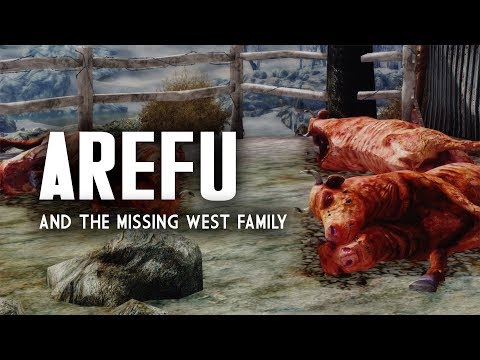 The Family 1: Arefu & the Missing West Family - Plus, Murphy & Ultrajet - Fallout 3 Lore