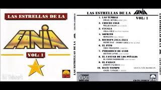 2019 - Las Estrellas de la Fania - Volumen 1 - Fania All Stars - 1 link Mediafire - Salsa Vieja