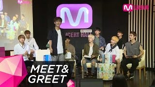 [UP10TION Fan Meeting] UP10TION's Sexy Dance Time l MEET&GREET