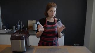 Приготовление белого хлеба в Beroti B-750