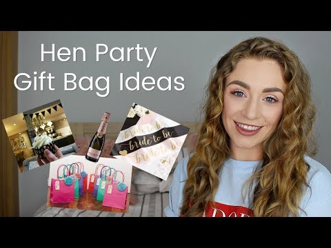 Hen Party Goodie Bag Ideas | Hen Heaven