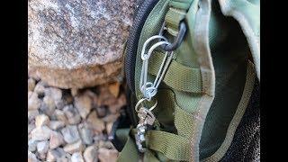Wire Hanger Carabiner