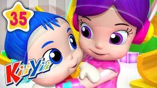 Peek A Boo Baby! I See You | Plus More Nursery Rhymes | by KiiYii | Nursery Rhymes & Baby Songs
