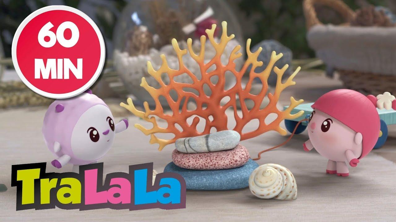 BabyRiki 60MIN (Hai să ne jucăm!) - Desene animate    TraLaLa