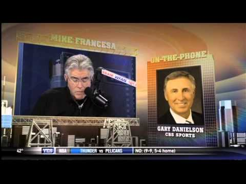 Mike's On: Gary Danielson discusses Auburn-Alabama game ...