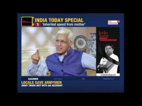 Exclusive : Leader Paes & Father Vece Paes In Conversation With Karan Thapar