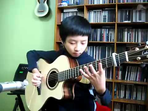 Guitar Pro Tabs to Billie Jean - Sungha Jung. Download !