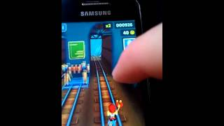 Subway Surfers On Galaxy Ace S5830i And ARMv6 Devices