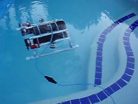 Подводный дрон своими руками. DIY на Robotics.ua
