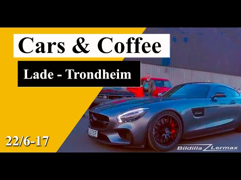 Cars & Coffee Trondheim 22 juni 17