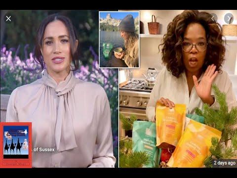 Oprah Advertising Meghan Markle's Vegan COFFEE STARTUP? Playing Card Divination