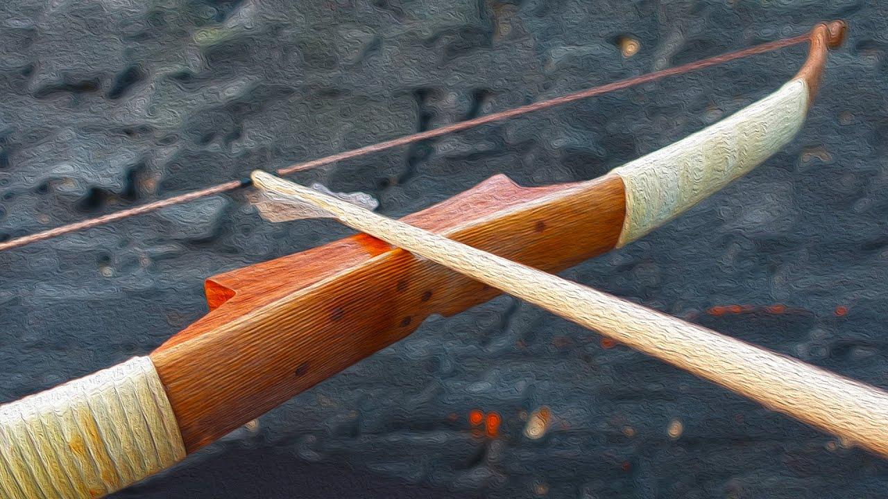 "Crafting ""Aspire"" Traditional Bamboo Horse Bows | Wooden DIY"