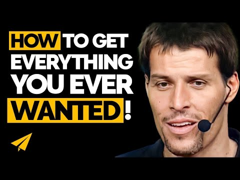 8 Hours of Tony Robbins MOTIVATION - #MentorMeTony