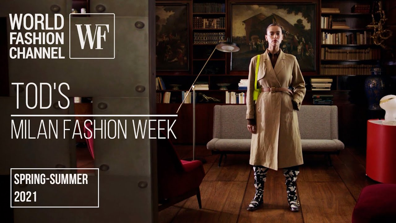 Tod's spring-summer 2021 | Milan Fashion Week