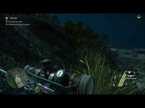 Sniper Ghost Warrior 3 Infiltrate and Search the Tunnels