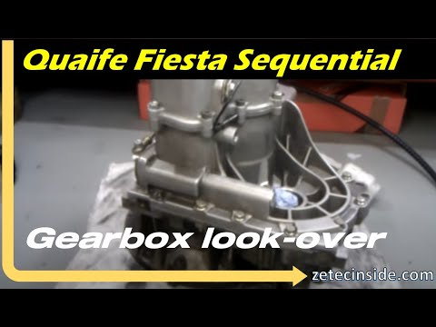 Quaife Sequential IB5 box - first look