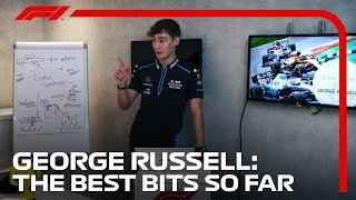 George Russell: Relive His Best F1 Moments So Far