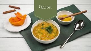 Видео-рецепт блюда «Томатный суп с чечевицей» в программе Body Detox от NUTRILITE™