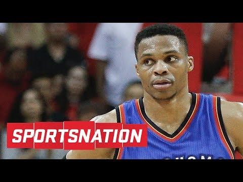 How Salty Is Russell Westbrook Over Kevin Durant's NBA Finals Win? | SportsNation | ESPN
