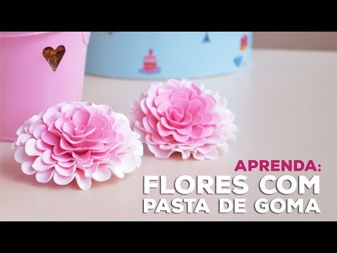 Sugar Flowers - How to do an amazing sugar flower!