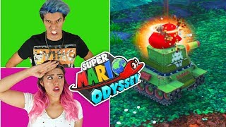CALL OF DUTY MEETS MARIO | SUPER MARIO ODISSEY GAMEPLAY