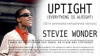 STEVIE WONDER - UPTIGHT  (2014 extended re-mastered version)