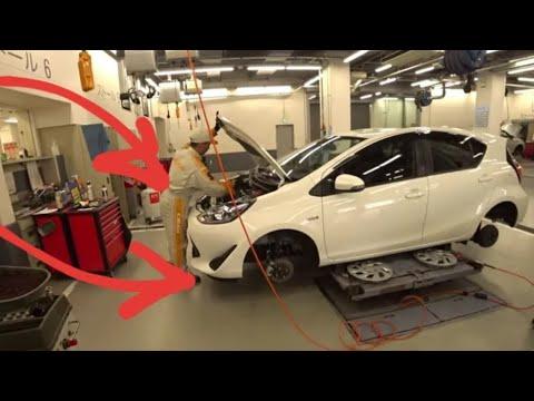 Шок от ремонта Тойота в Японии! Секрет найден! Цены на Квартиры и Автошкола Япония! Дром ру Авто